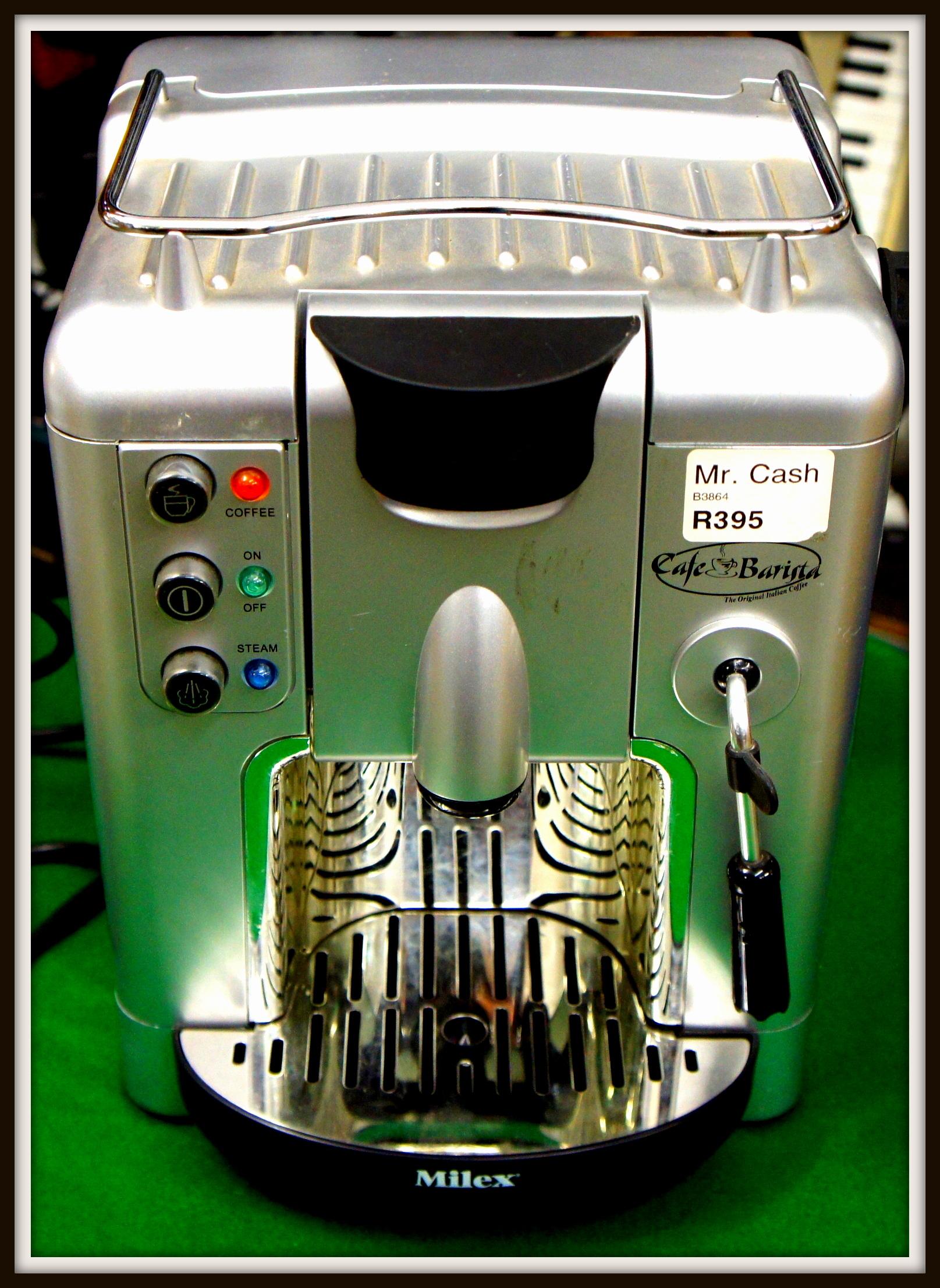 cafe barista R395