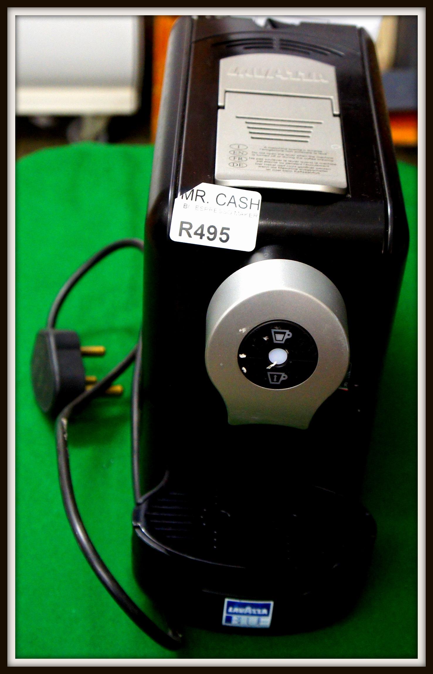 espresso maker R495