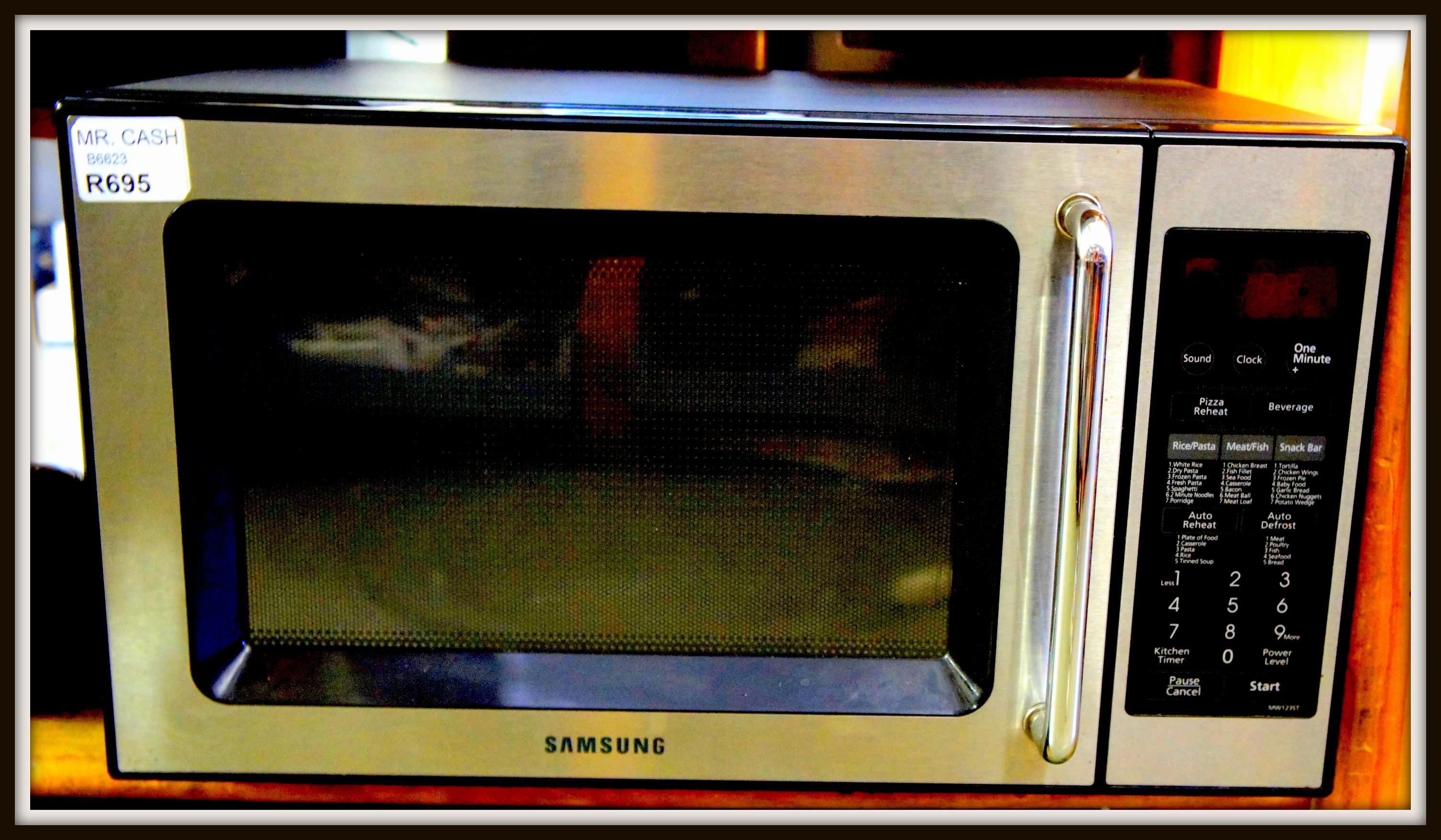 sam microwave B R695 - Copy